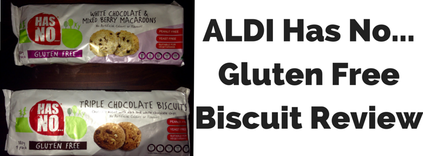 ALDI Has No… Gluten Free Biscuit Review