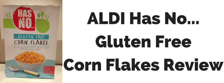 ALDI Has No… Gluten Free Corn Flakes Review