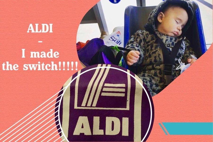 ALDI – I made theswitch!!!!!