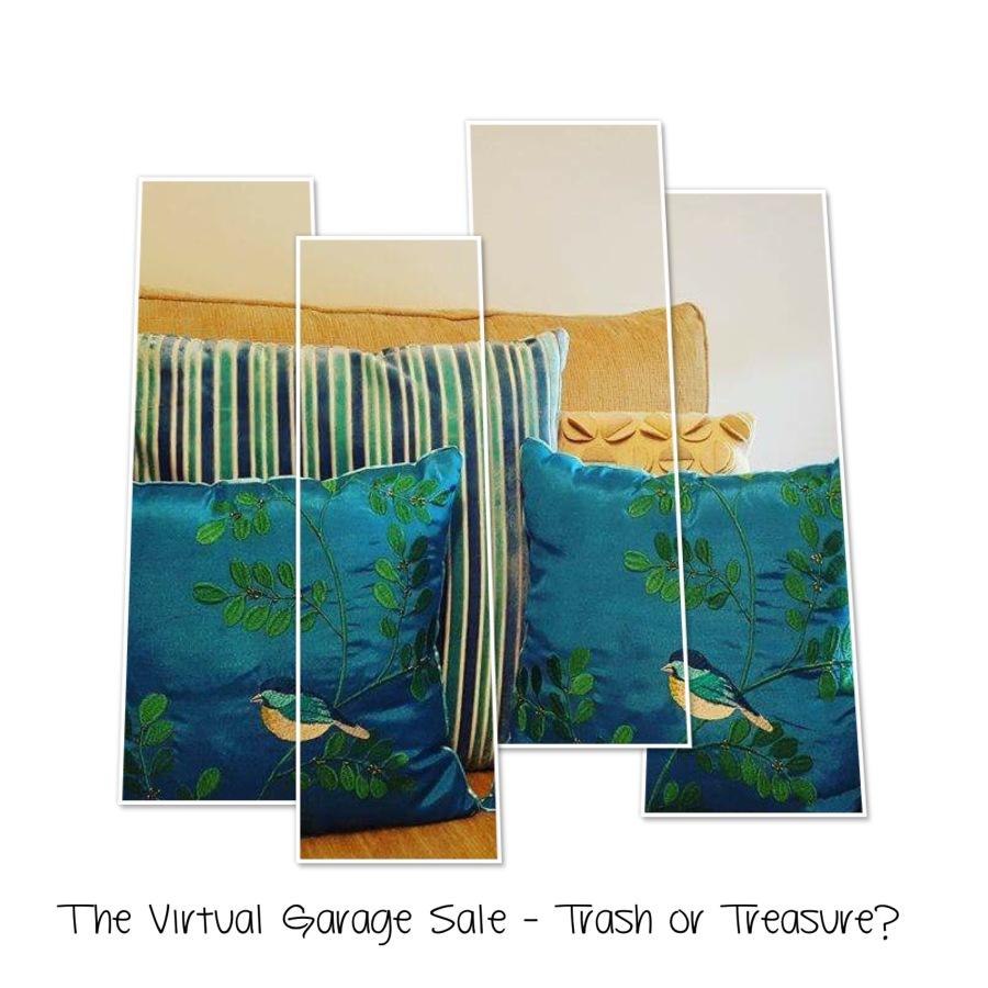 The Virtual Garage Sale – Trash orTreasure?