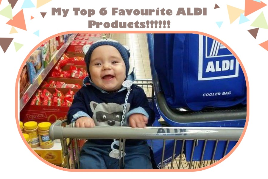 My Top 6 Favourite ALDI Products!!!!!!
