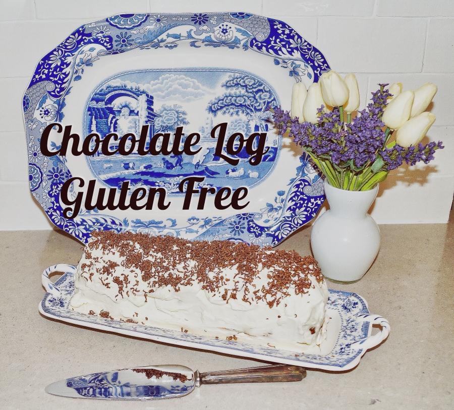 Chocolate Log – GlutenFree