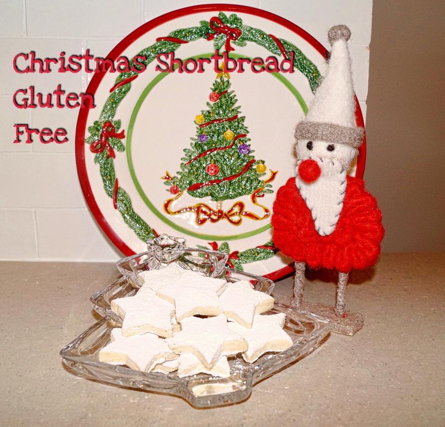 Christmas Recipe – Christmas Shortbread – GlutenFree