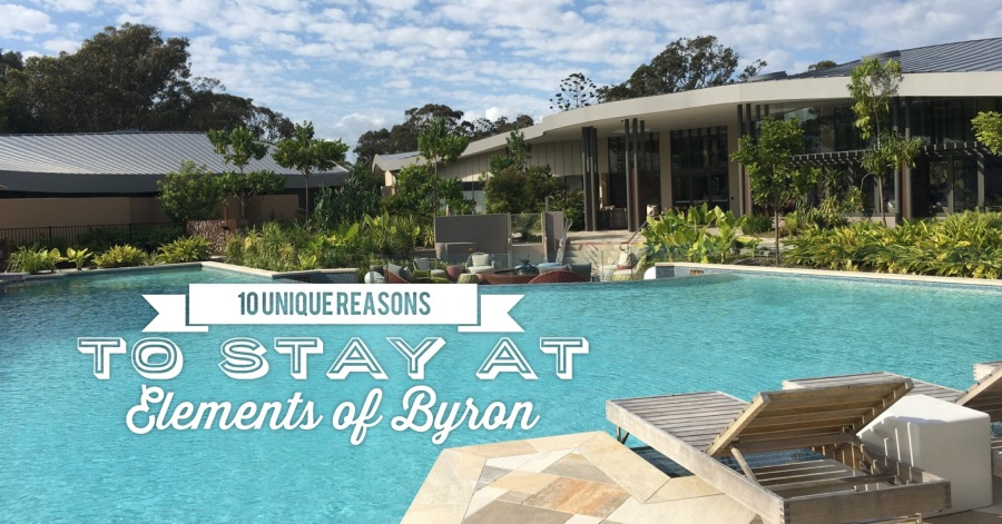10 Unique Reasons To Stay at 'Elements of Byron'