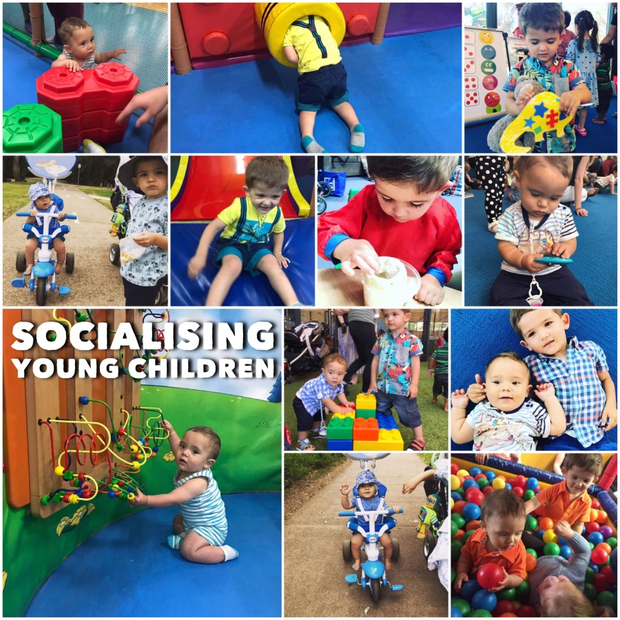 Socialising Young Children