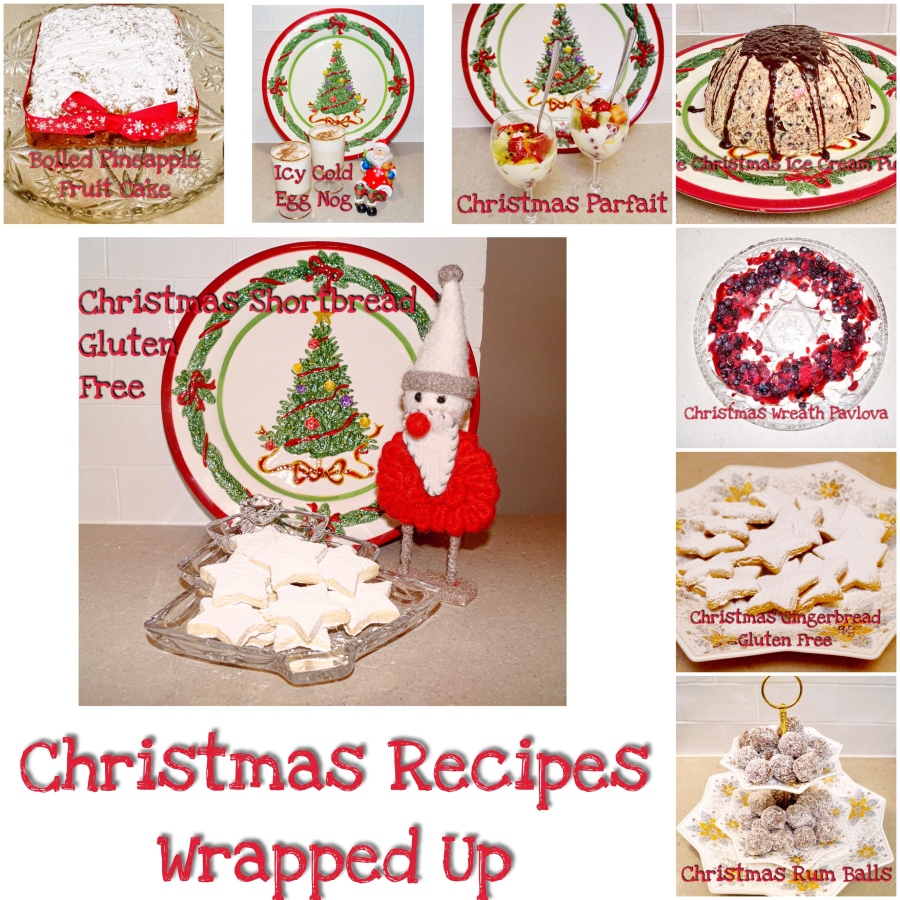 Christmas Recipes Wrapped Up
