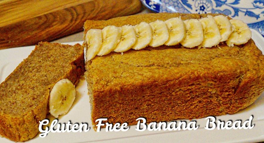 Gluten Free BananaBread