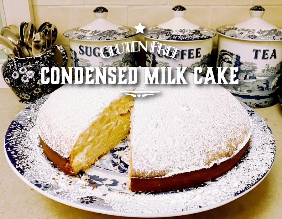 Gluten Free Condensed MilkCake