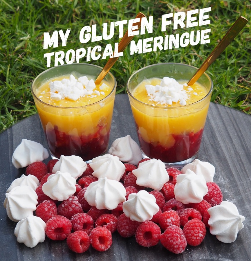 My Gluten Free Tropical Meringue