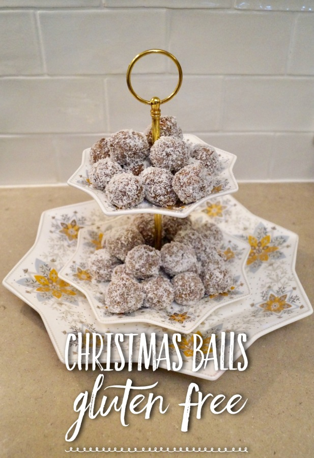 Christmas Balls – GlutenFree