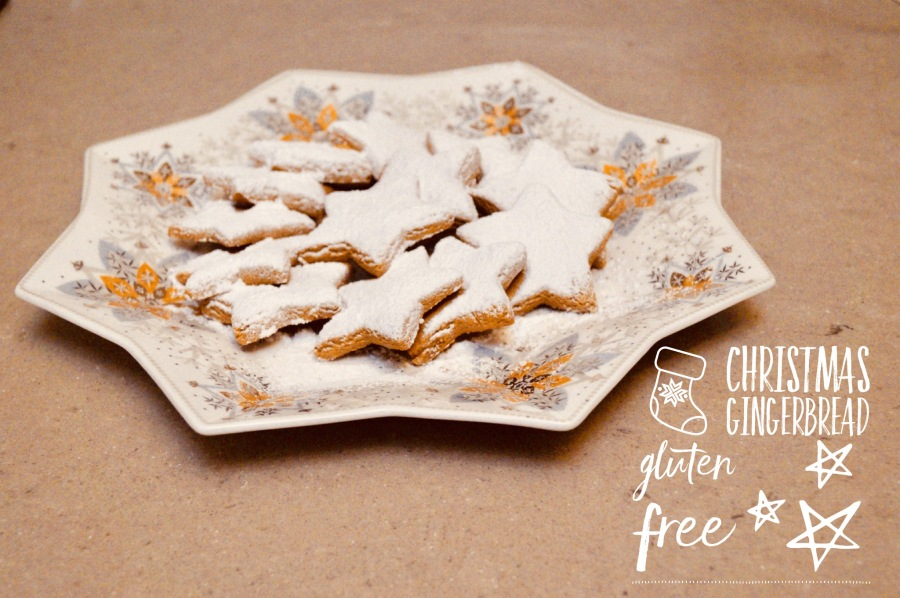 Christmas Gingerbread – Gluten Free