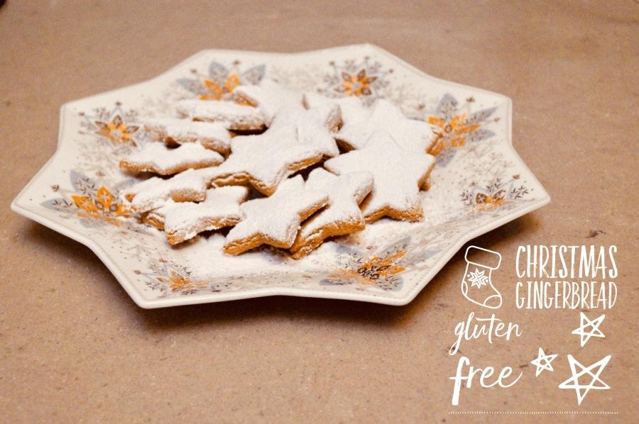 Christmas Gingerbread – GlutenFree